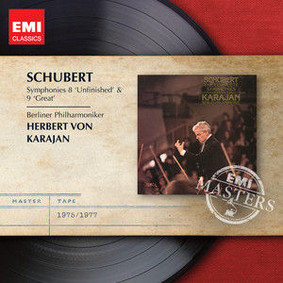 Berliner Philharmoniker - Symphonies 8 'Unfinished' & 9 'Great'