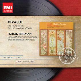 London Philharmonic Orchestra, Israel Philharmonic Orchestra - The Four Seasons