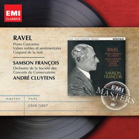 Francois Samson, Orchestre de la Societe - Piano Concertos