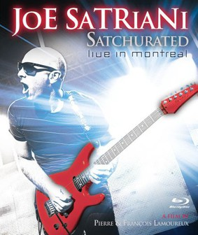 Joe Satriani - Satchurated: Live In Montreal [Blu-ray]