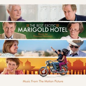 Thomas Newman - Hotel Marigold / Thomas Newman - The Best Exotic Marigold Hotel