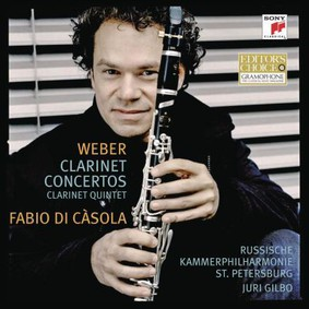 Fabio Di Casola - Concertos For Clarinet And Orchestra