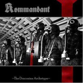 Kommandant - The Draconian Archetype