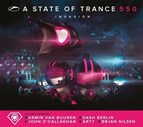 Various Artists - A State of Trance 550