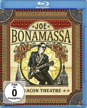 Joe Bonamassa - Beacon Theatre Live From New York [Blu-ray]