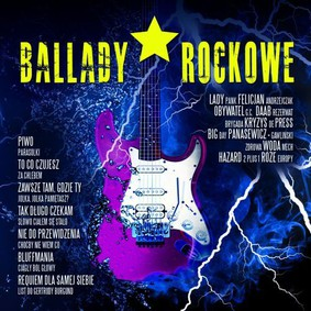 Various Artists - Ballady rockowe. Volume 1