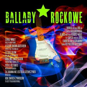 Various Artists - Ballady rockowe. Volume 5