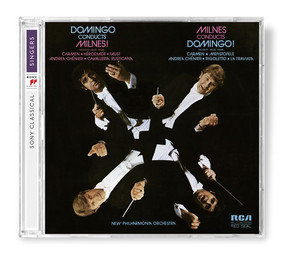 Plácido Domingo, David Milnes - Domingo Conducts Milnes