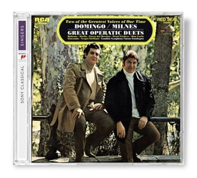 Plácido Domingo, David Milnes - Great Opera Duets