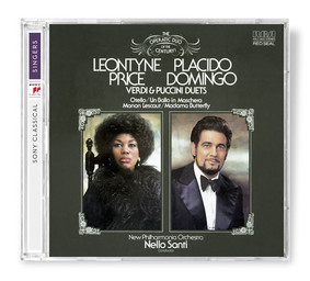 Plácido Domingo, Leontyne Price - Verdi & Puccini Duets