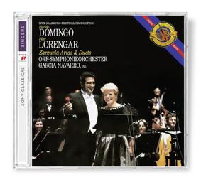 Plácido Domingo, Pilar Lorengar - Zarzuela Arias & Duets