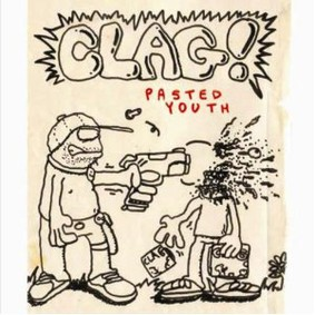 Clag - Pasted Youth