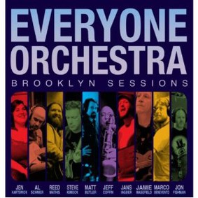 The Everyone Orchestra - The Brooklyn Sessions
