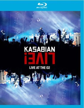 Kasabian - Live! Live At The O2 [Blu-ray]