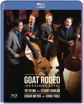 Various Artists - Goat Rodeo. Sessions Live [Blu-ray]