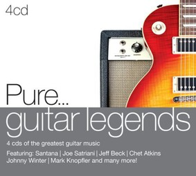 Various Artists - Pure... Guitar Legends