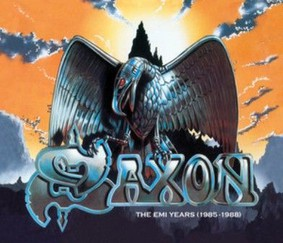 Saxon - The EMI Years: 1985-1988