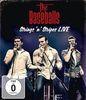 The Baseballs - Strings 'n' Stripes Live [Blu-ray]
