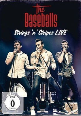 The Baseballs - Strings 'n' Stripes Live [DVD]