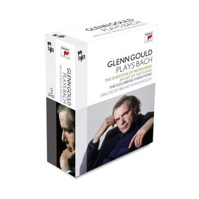 Glenn Gould - Glenn Gould Plays Bach [DVD]