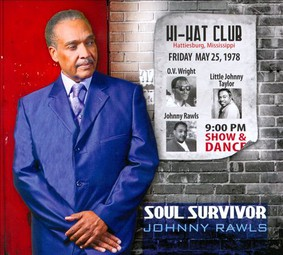 Johnny Rawls - Soul Survivor