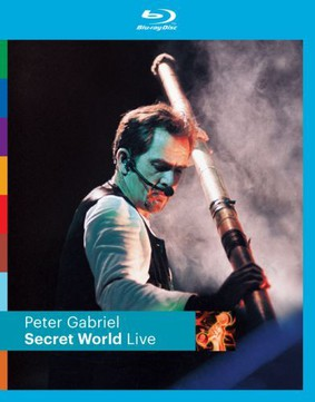 Peter Gabriel - Secret World Live [Blu-ray]