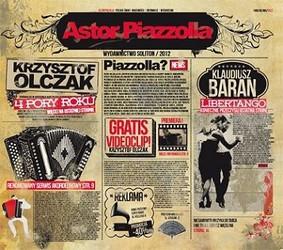 Krzysztof Olczak, Klaudiusz Baran - Astor Piazzolla