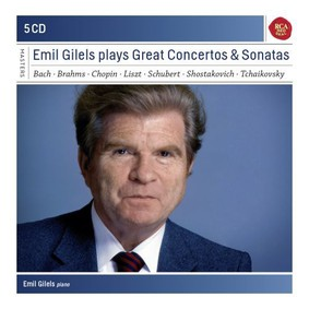 Emil Gilels - Emil Gilels plays Concertos and Sonatas
