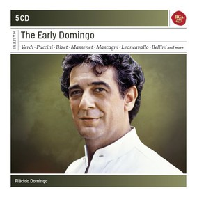 Plácido Domingo - Early Domingo