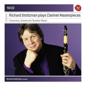 Richard Stoltzman - Clarinet Concertos, Sonatas and Chamber Music