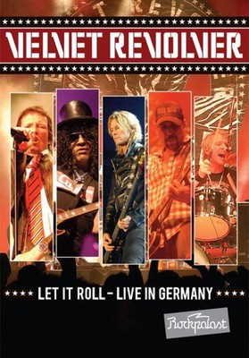 Velvet Revolver - Let It Roll - Live In Germany [DVD]
