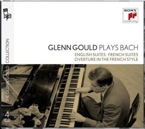Glenn Gould - Bach: English Suites, French Suite, Overture in the French