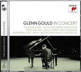 Glenn Gould - Glenn Gould in Concert