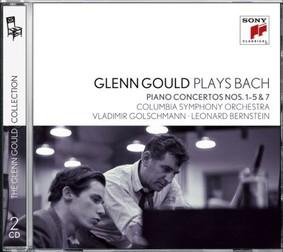 Glenn Gould, Leonard Bernstein - Bach: Piano Concertos Nos. 1-5