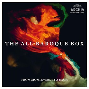 Simon Preston, Emma Kirkby - The All-Baroque Box