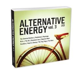 Various Artists - Alternative Energy. Volume 3