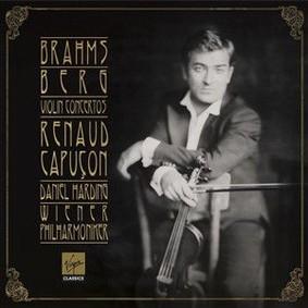Renaud Capucon, Wiener Philharmoniker - Capucon Brahms Berg Violin Concertos