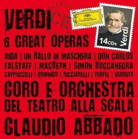 Plácido Domingo, Bryn Terfel - 6 Great Operas