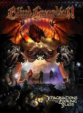 Blind Guardian - Imaginations Through The Looking Glass [DVD]