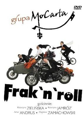 Grupa MoCarta - Frak'n'roll [DVD]
