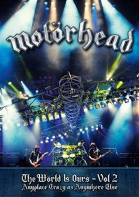 Motorhead - The World Is Ours. Volume 2 [DVD]
