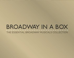 Various Artists - Broadway In A Box