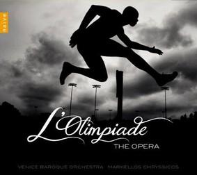 Romina Basso, Franziska Gottwald, Venice Baroque Orchestra - L'Olimpiade