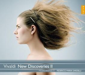 Modo Antiquo - Vivaldi: New Discoveries II
