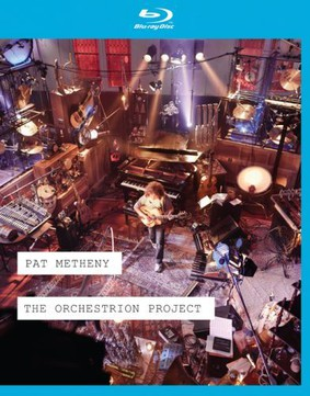 Pat Metheny - Orchestrion Project [Blu-ray]