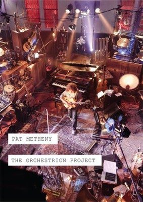 Pat Metheny - Orchestrion Project [DVD]