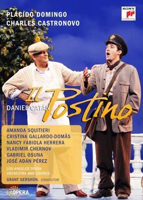 Plácido Domingo - Il Postino [DVD]