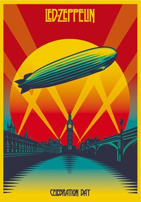 Led Zeppelin - Celebration Day [Blu-ray]