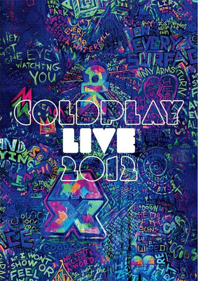Coldplay - Live 2012 [DVD]