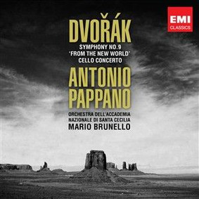 Antonio Pappano - Dvorak: Symphony no.9 & Cello Concerto